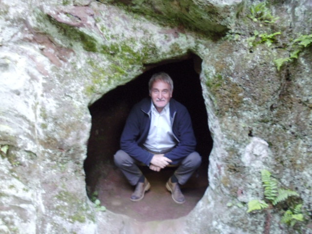 A hobbit in the cave?!?