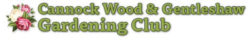 Cannock Wood & Gentleshaw Gardening Club